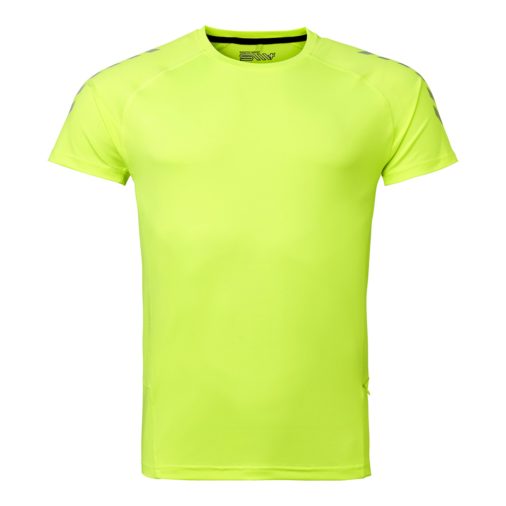 TED funktions t-shirt fluor.ye