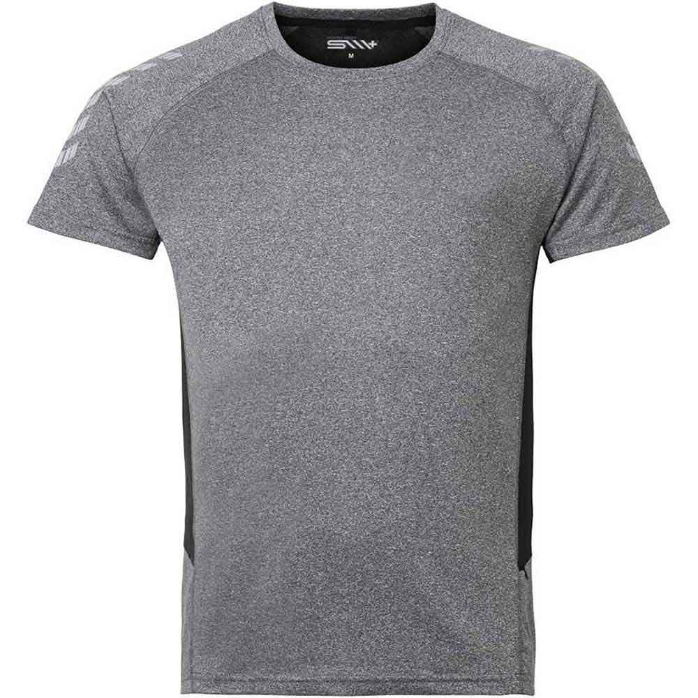 TED funktions t-shirt m greymel