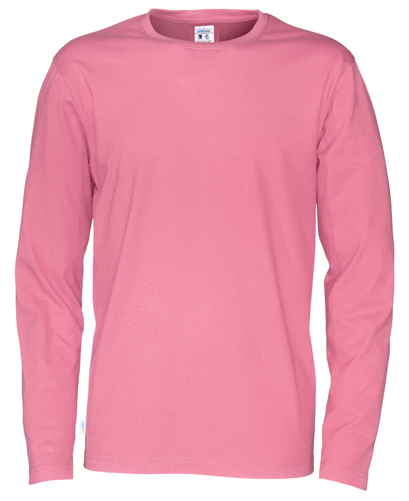 T-shirt Man L/S Rosa