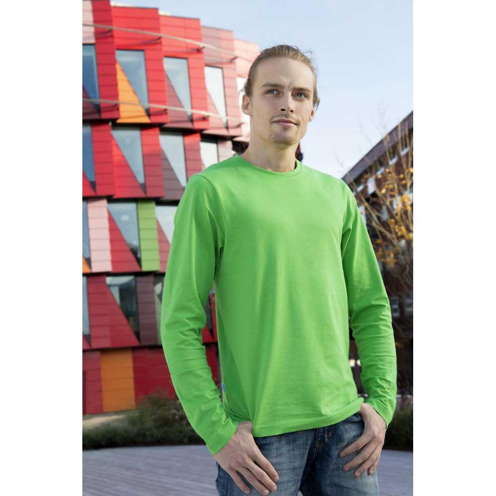 T-shirt Man L/S Cerise