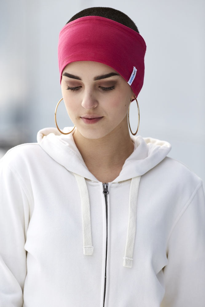 Headband Cerise