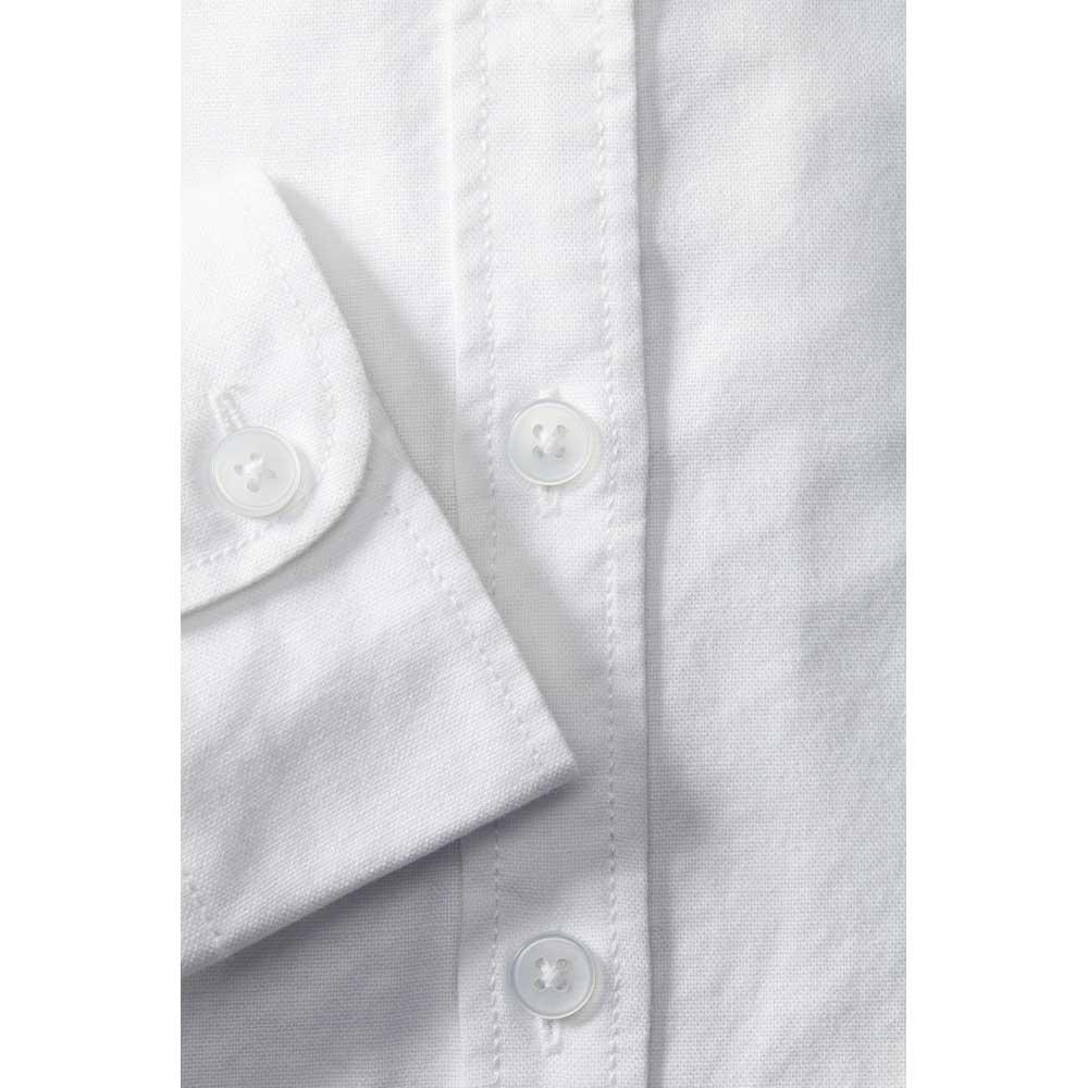 Oxford shirt l.sl Lady Ljusblå