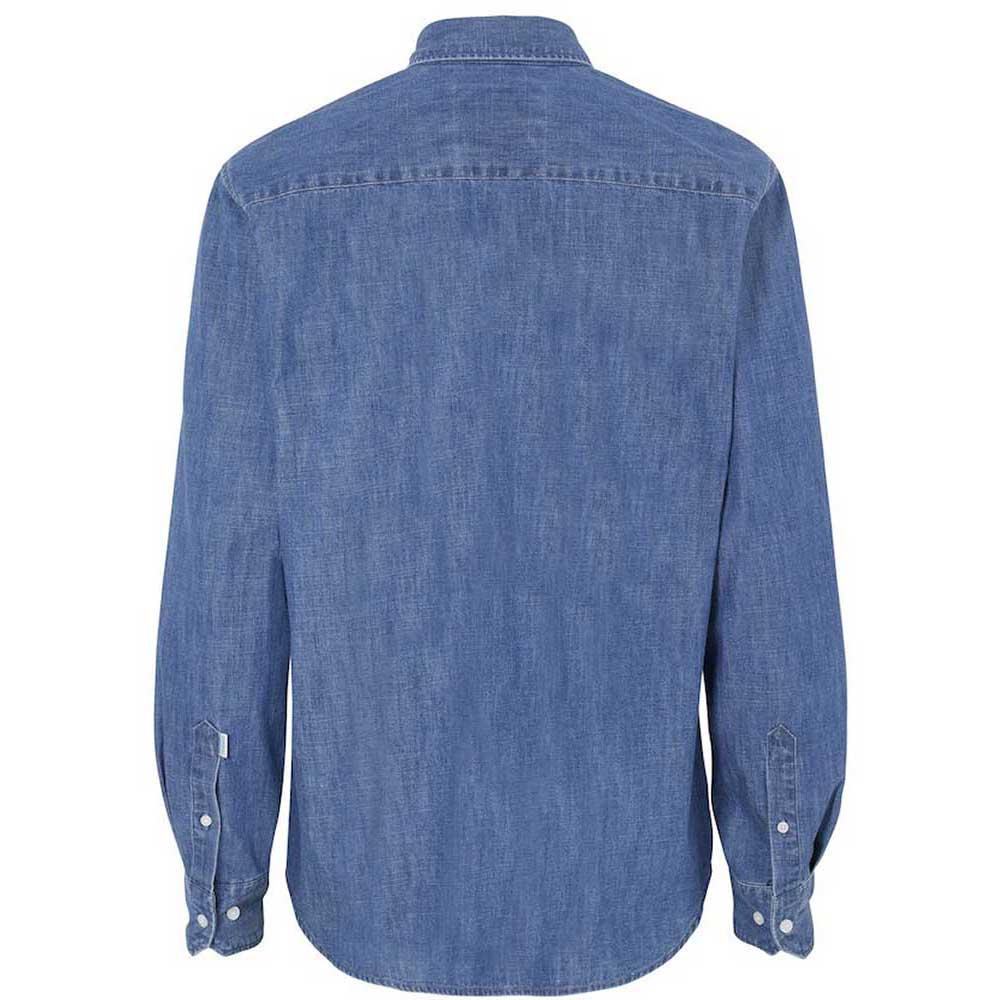 Denim Comfort Man Blue Blå