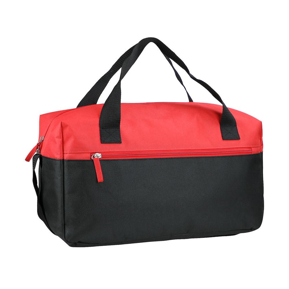Sky Travelbag Röd