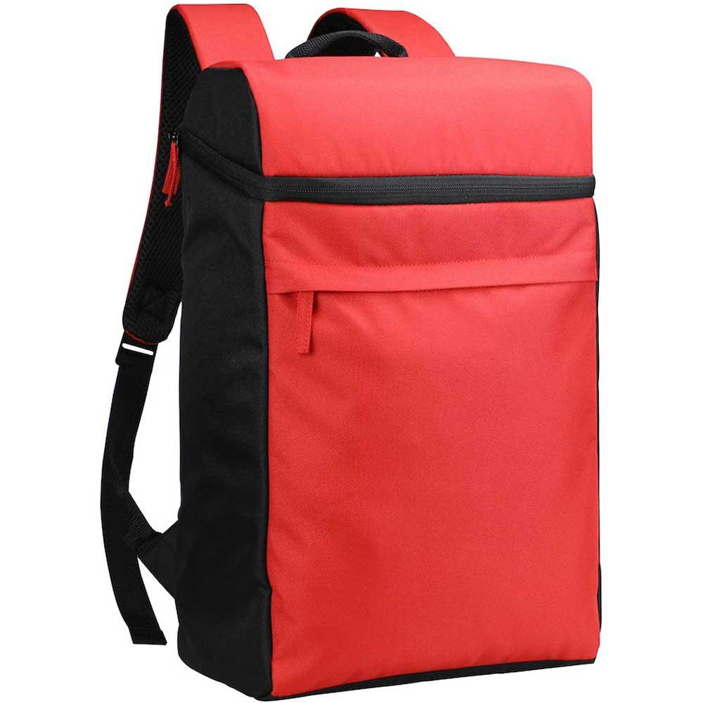 Cooler Backpack Röd