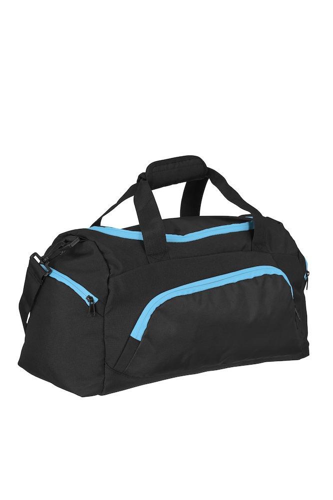 Active Line Sportbag Svart/blå