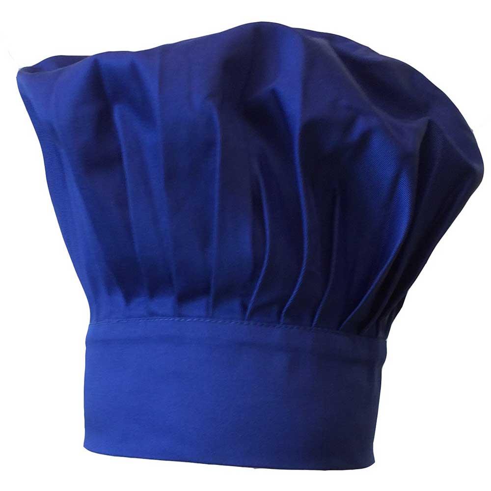 Zeb Kockmössa royalblå