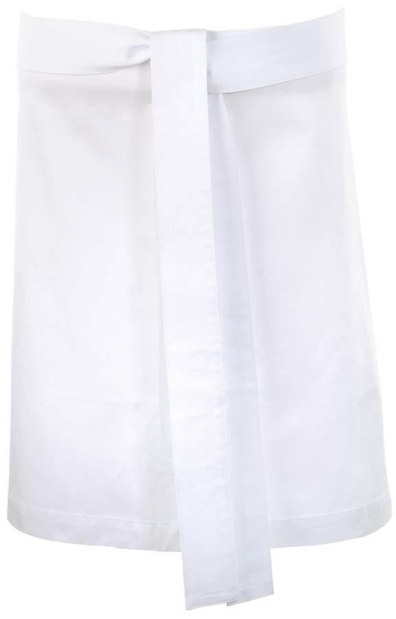 Dart Midjeförkläde vit