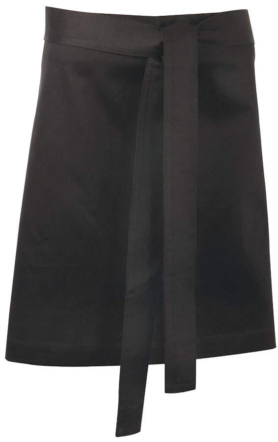 Dart Midjeförkläde svart