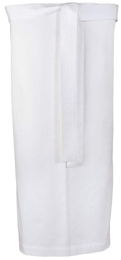 Primeur Midjeförkläde vit