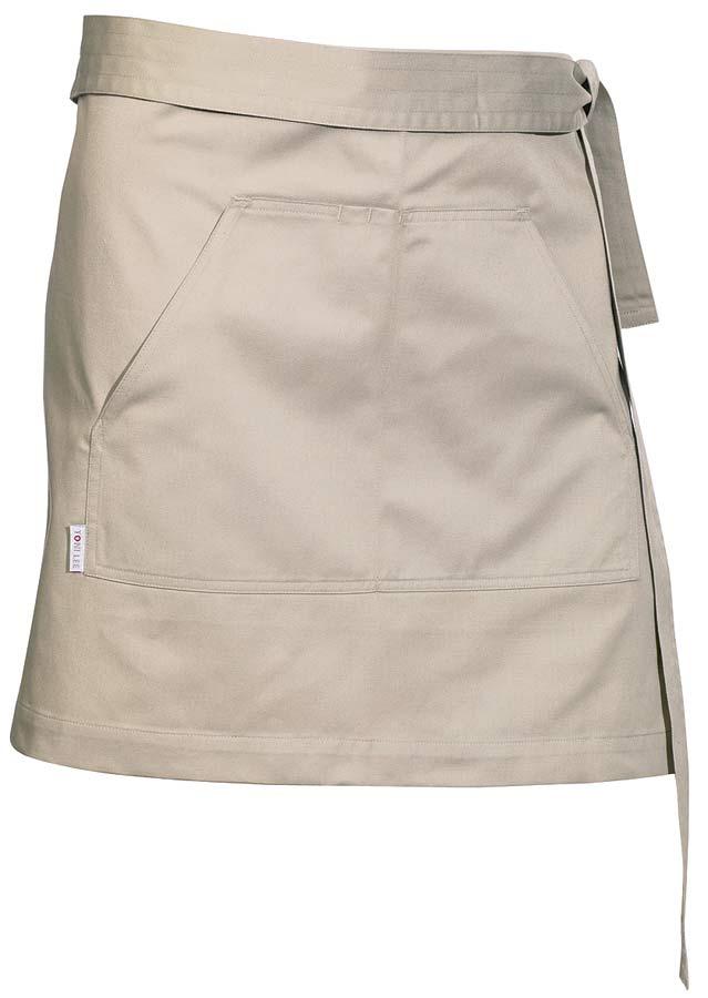 Nova Midjeförkläde khaki
