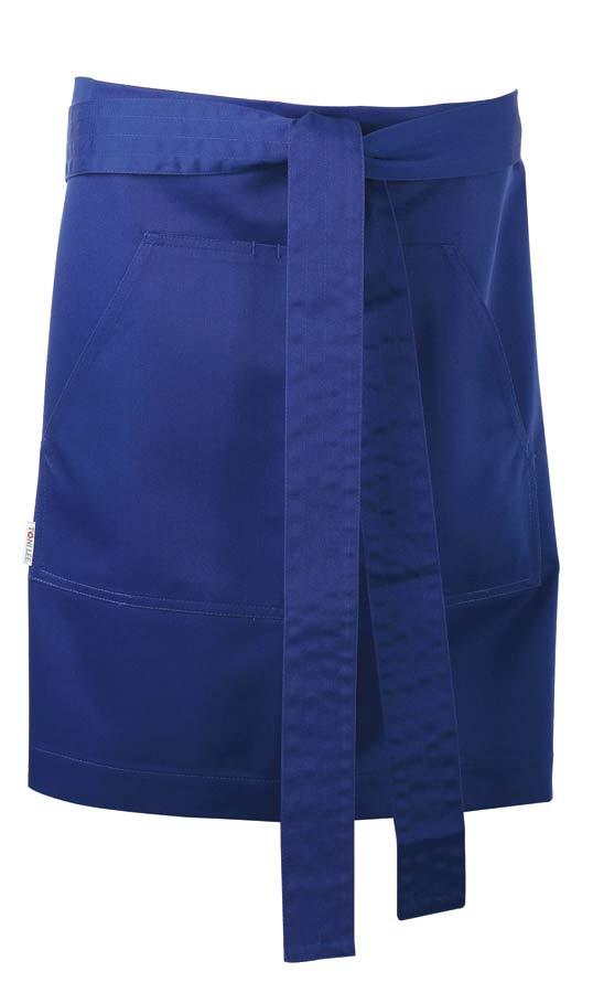 Nova Midjeförkläde royalblå