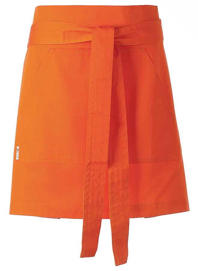 Nova Midjeförkläde orange