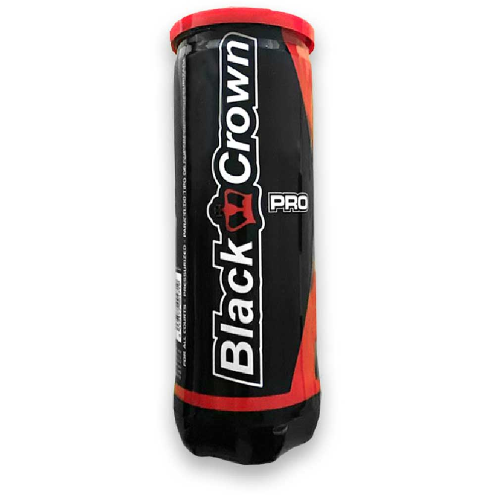 Black Crown Pro 3-pack Svart