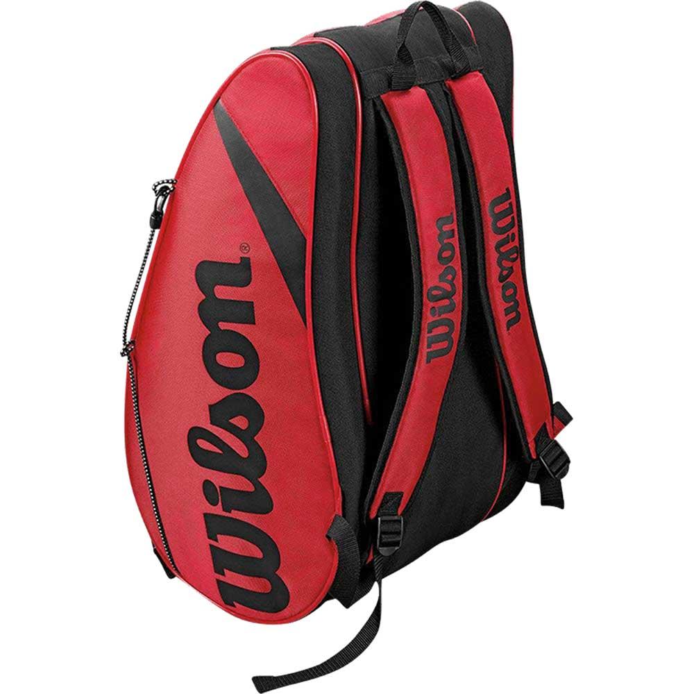 Wilson Padel Bag röd