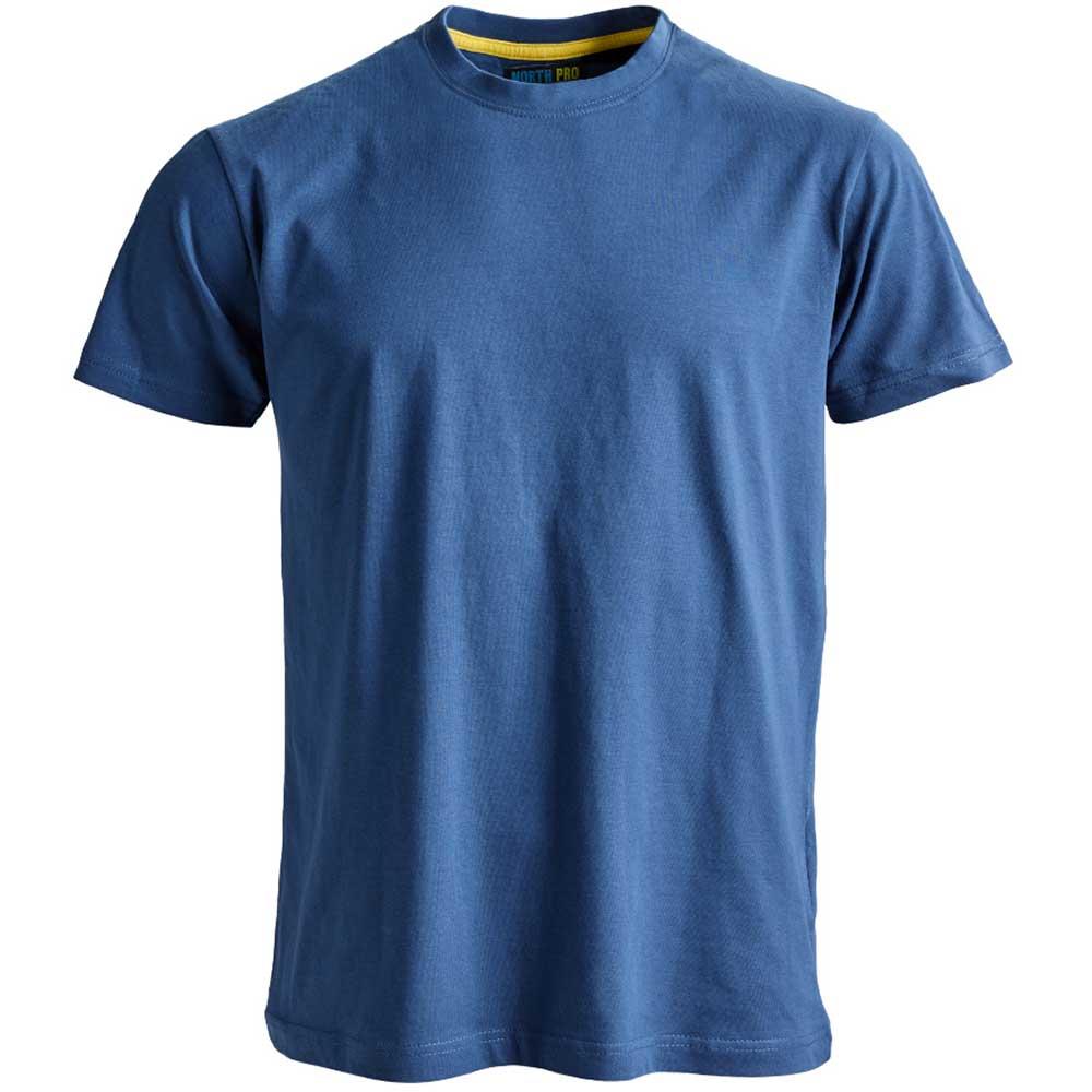 Blå m gula sömmar. XS-S-M-XL