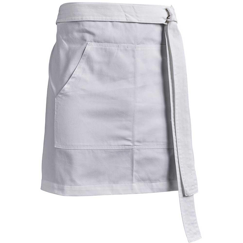 Förkläde med ficka