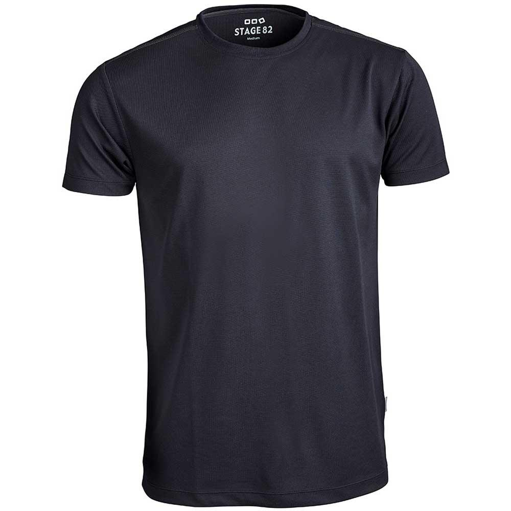 Function T-shirt Stage 82 Svart