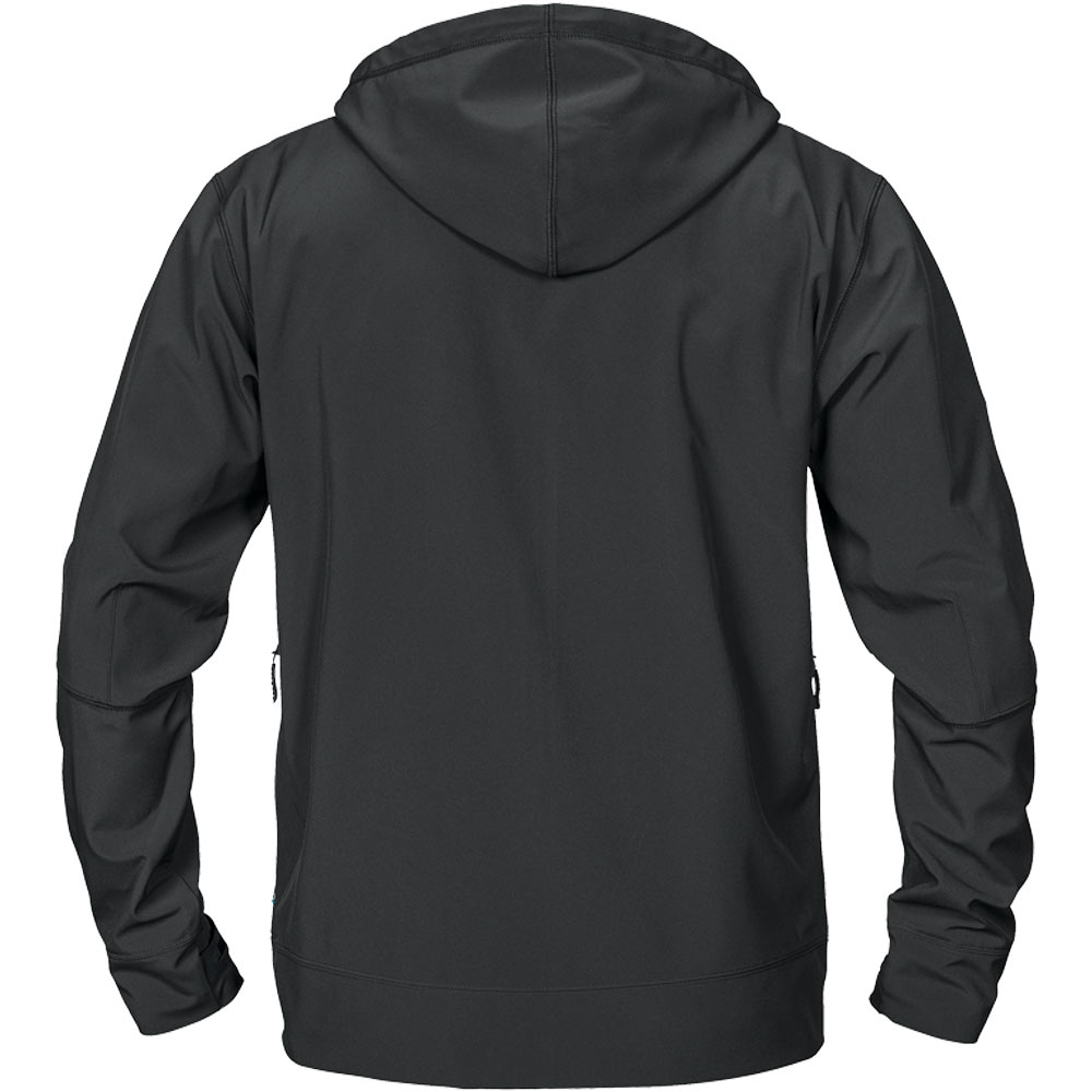 Texstar Hooded Softshell Anthracite Grey