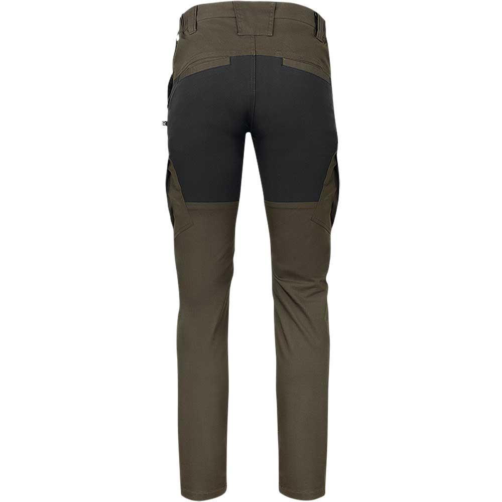 Tech Stretch Pants Herr Green/Black