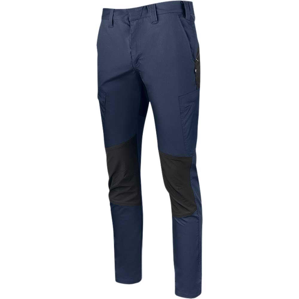 Tech Stretch Pants Herr Navy/Black
