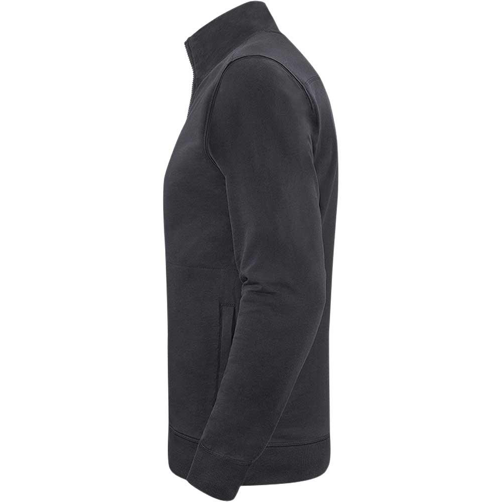 Crew Half Zip Sweater Black