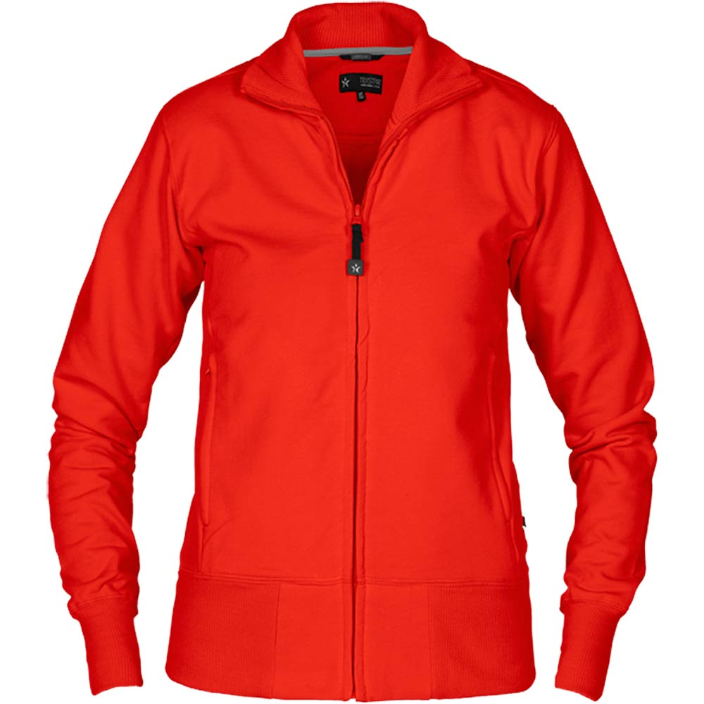 Women's City Cardigan röd
