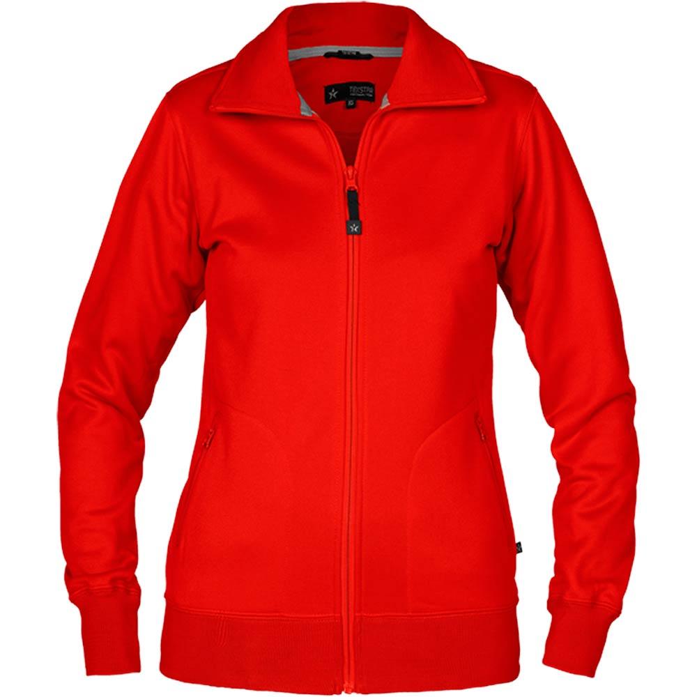 Women's Team Jacket röd