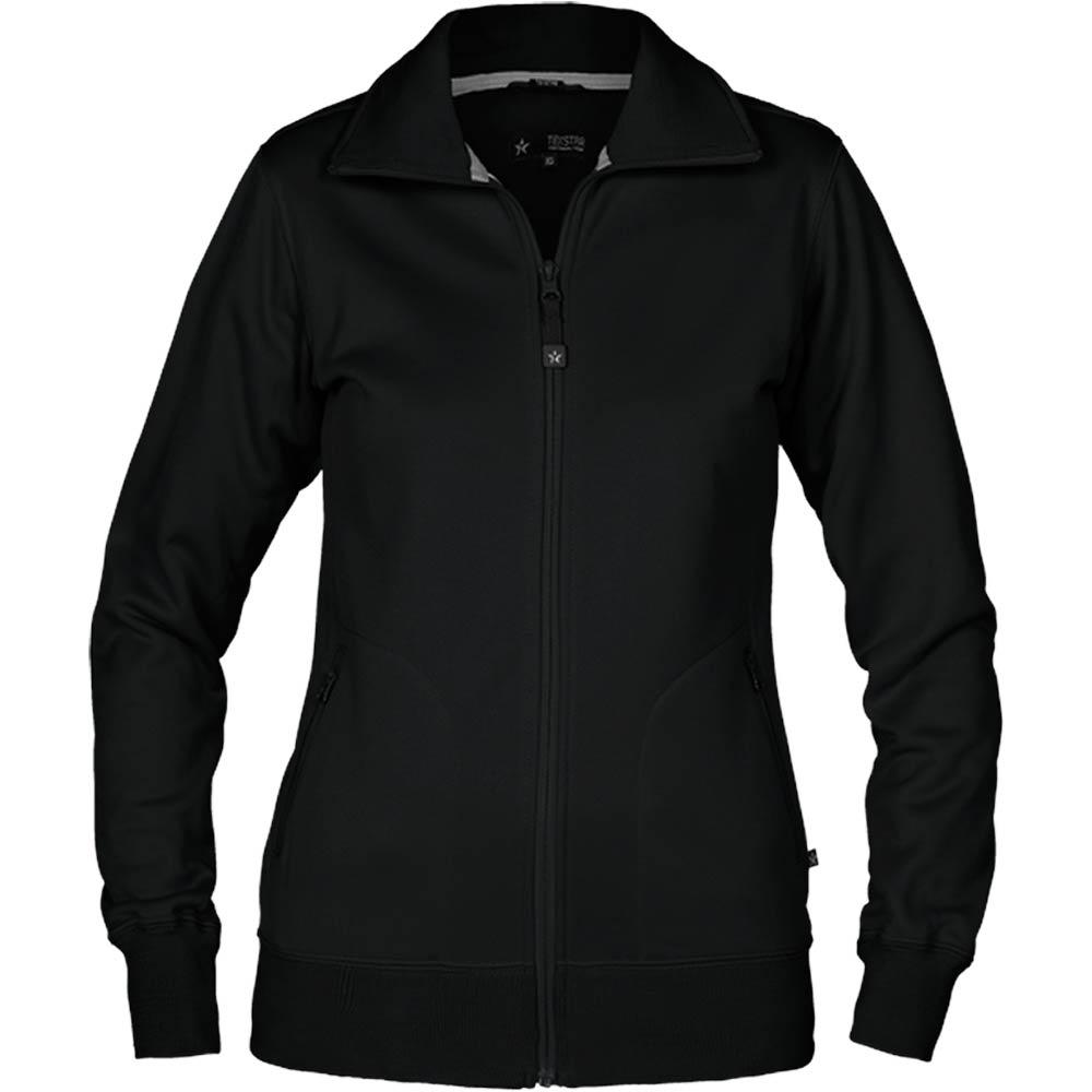 Women's Team Jacket Black