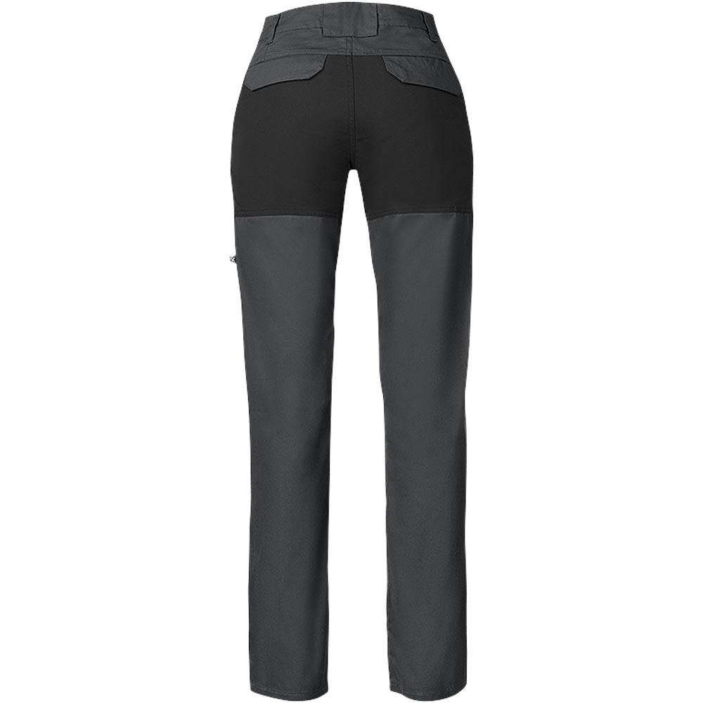 W's Service Stretch Pants Dark Grey