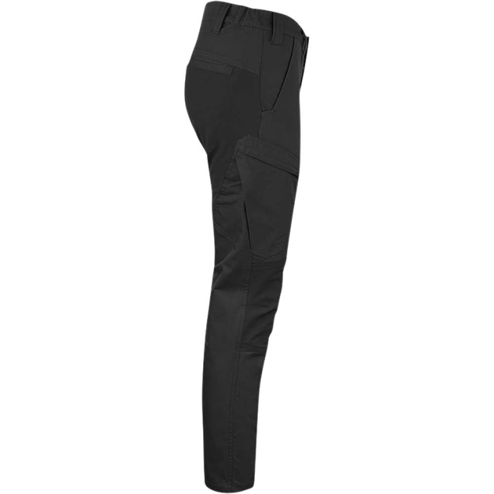 Tech Stretch Pants Dam Dark Green/Black