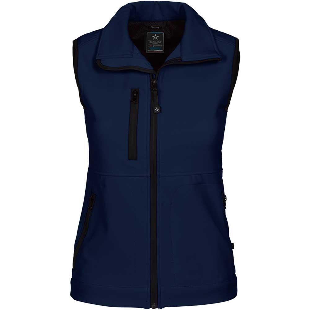 Women's Softshell Vest marin