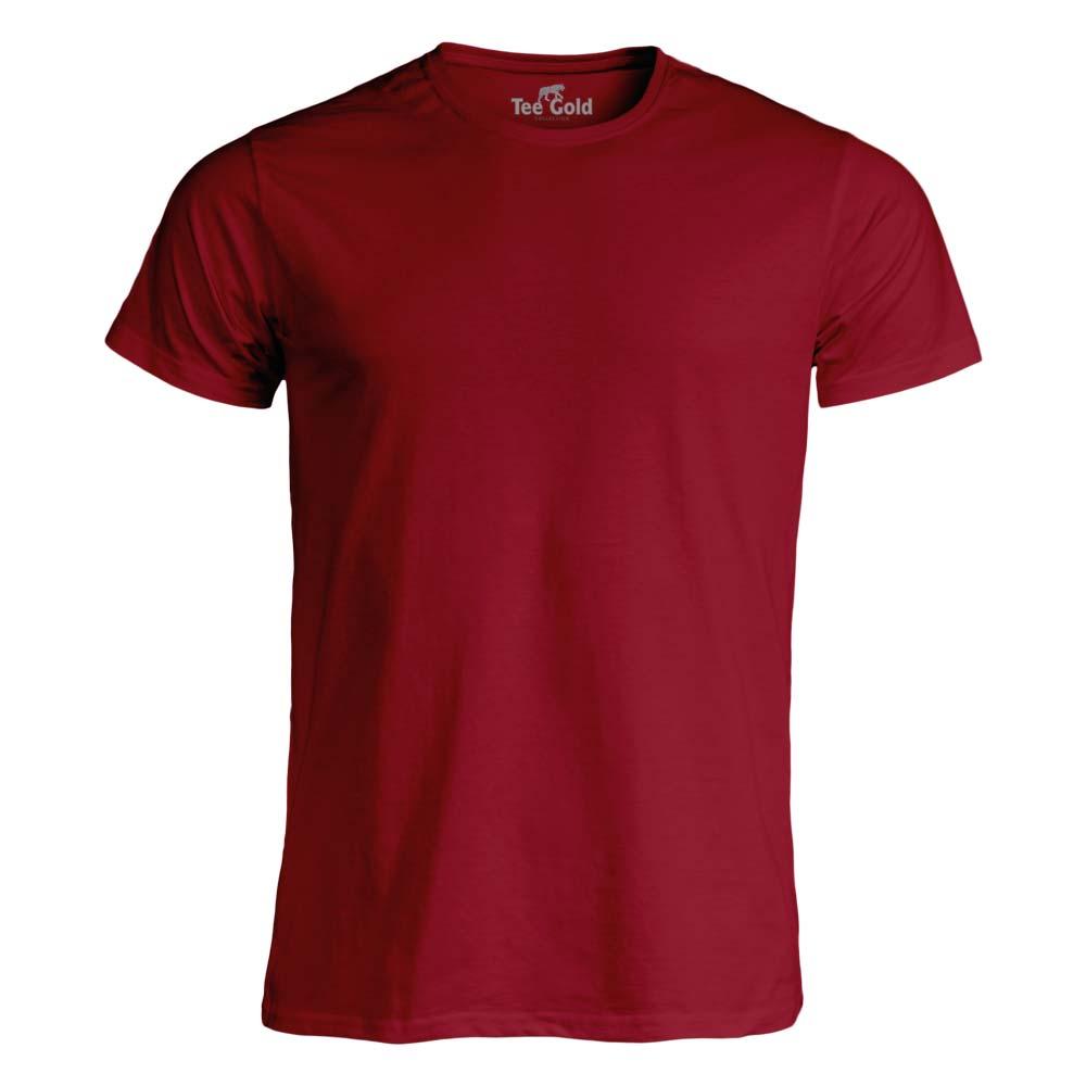Tee Gold T-shirt 170g Mörkröd