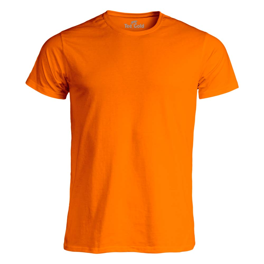 Tee Gold T-shirt 170g Orange