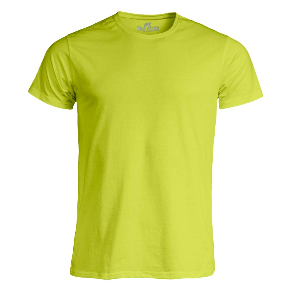 Tee Gold T-shirt 170g Lime