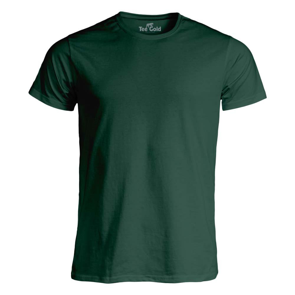 Tee Gold T-shirt 170g Clubgrön