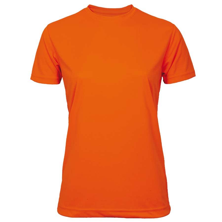 Dam Winner Tee Function Orange