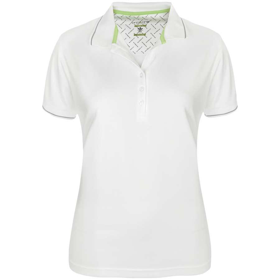 Dam Golfer Pique Vit