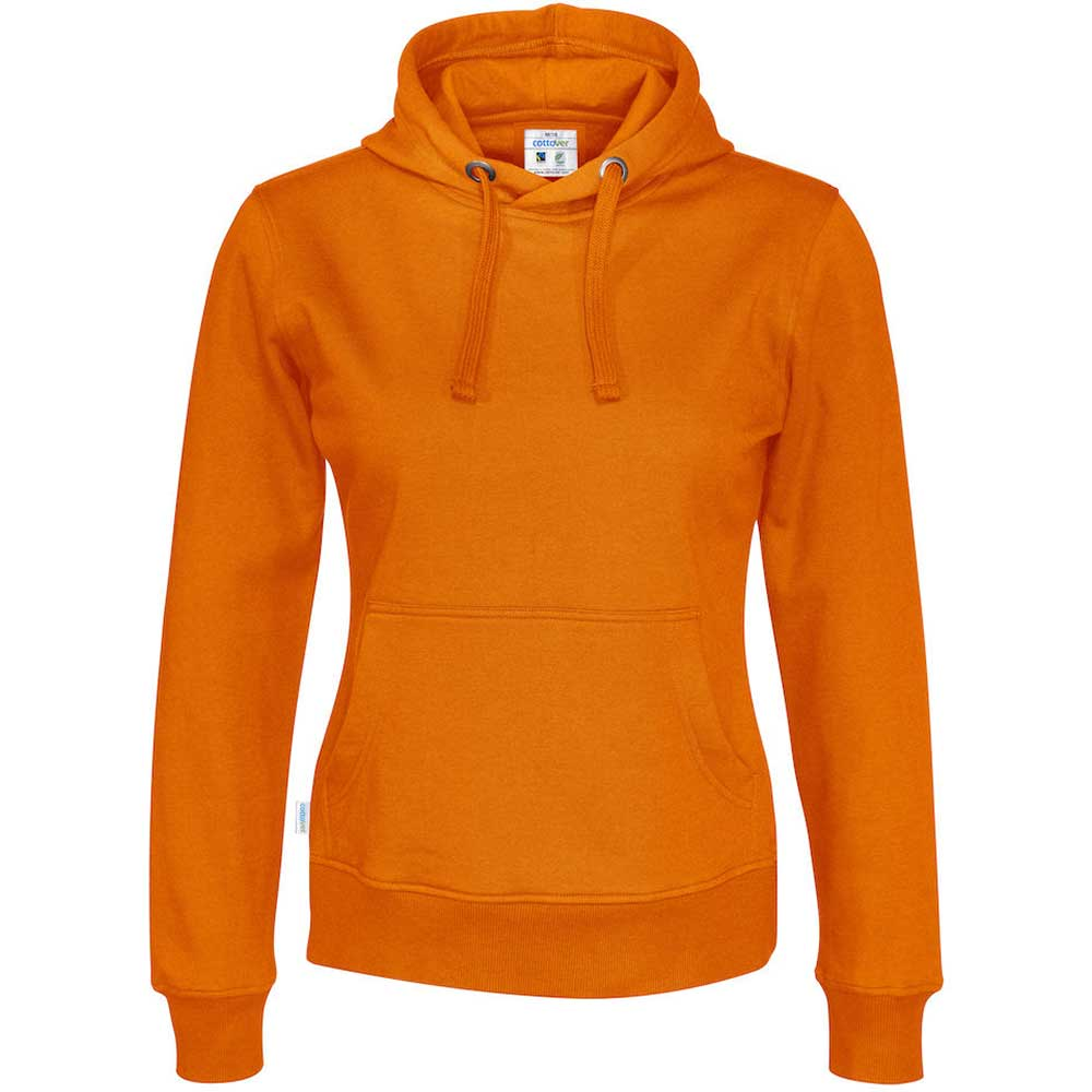 Hood Lady Orange