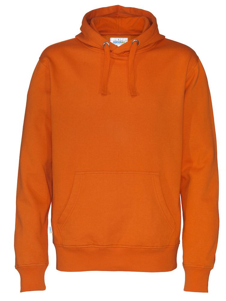 Hood Man Orange