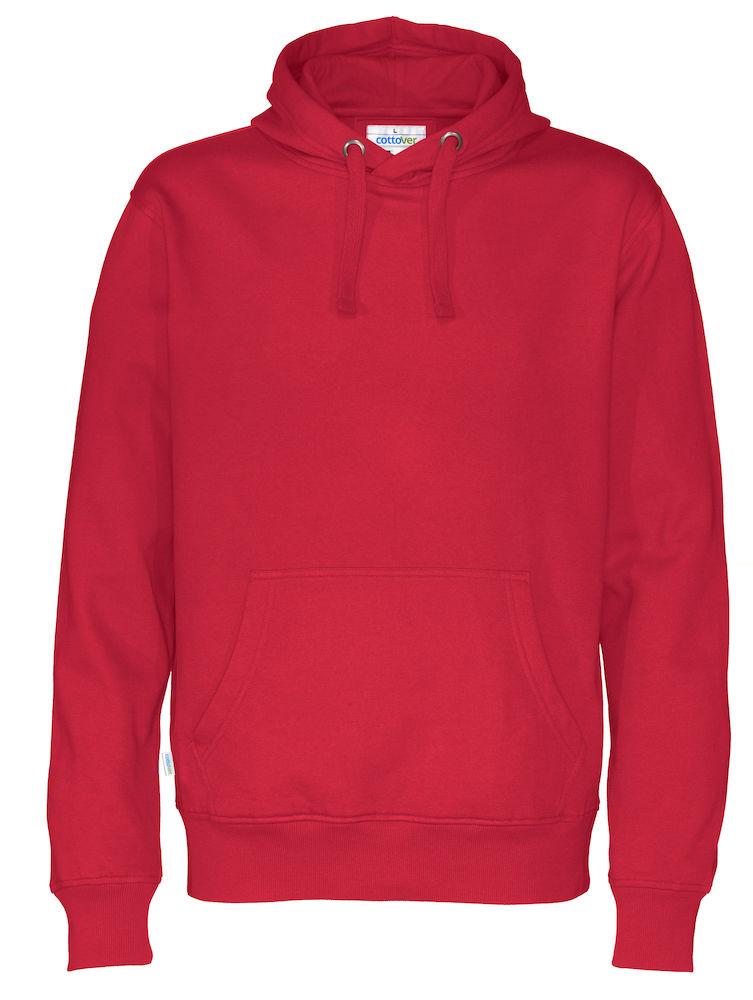 Hood Man röd