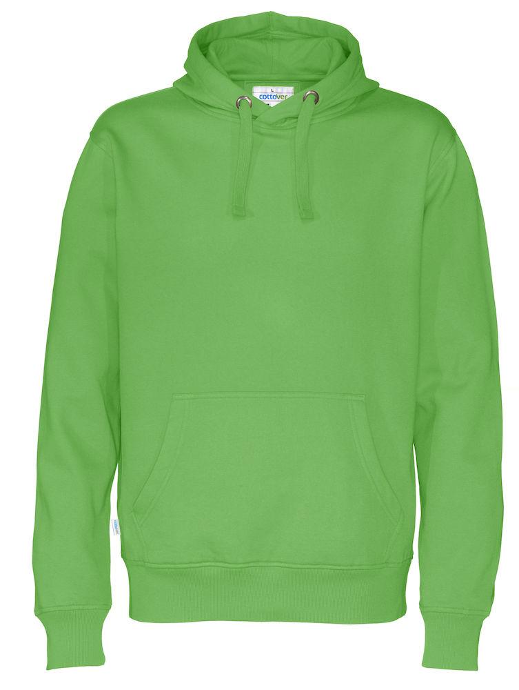 Hood Man grön