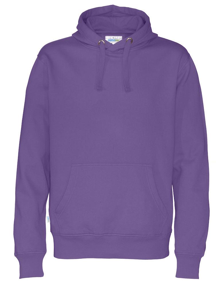 Hood Man Purple