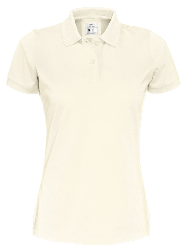 Piquet Cottover Lady Offwhite