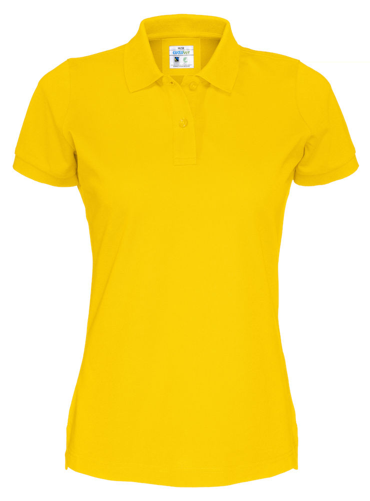 Piquet Cottover Lady Yellow