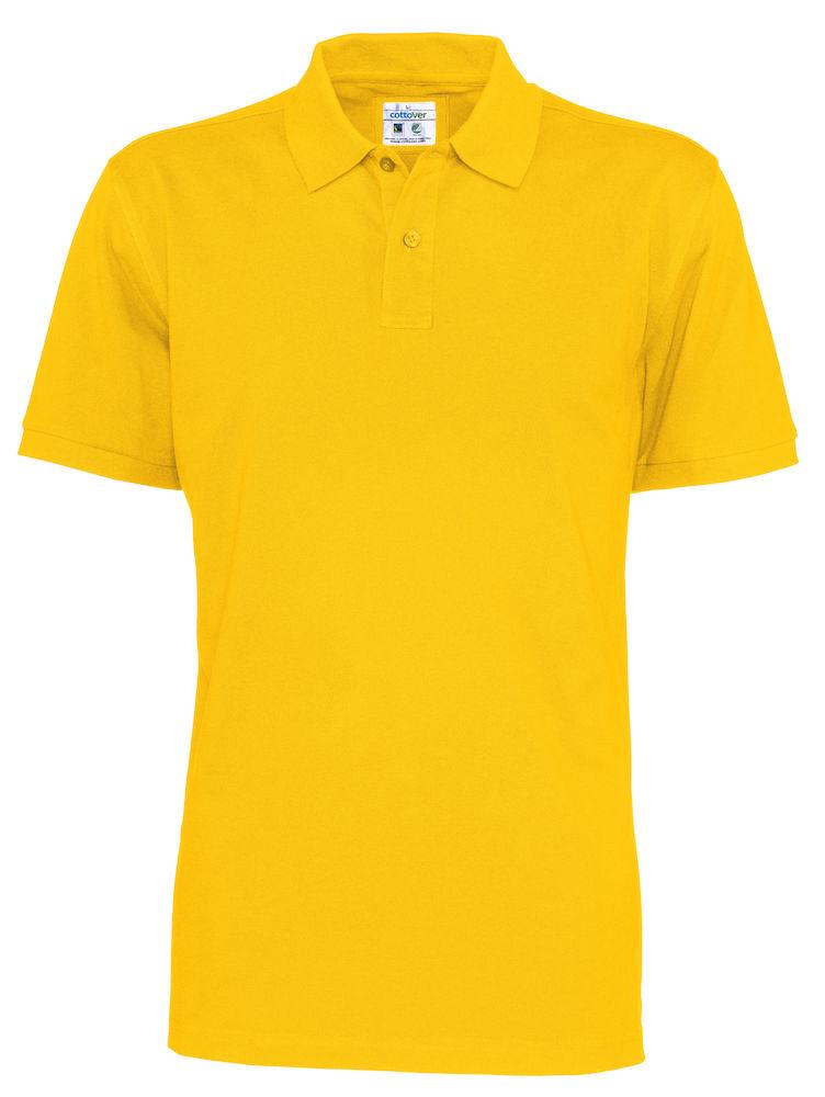 Piquet Cottover Man Yellow