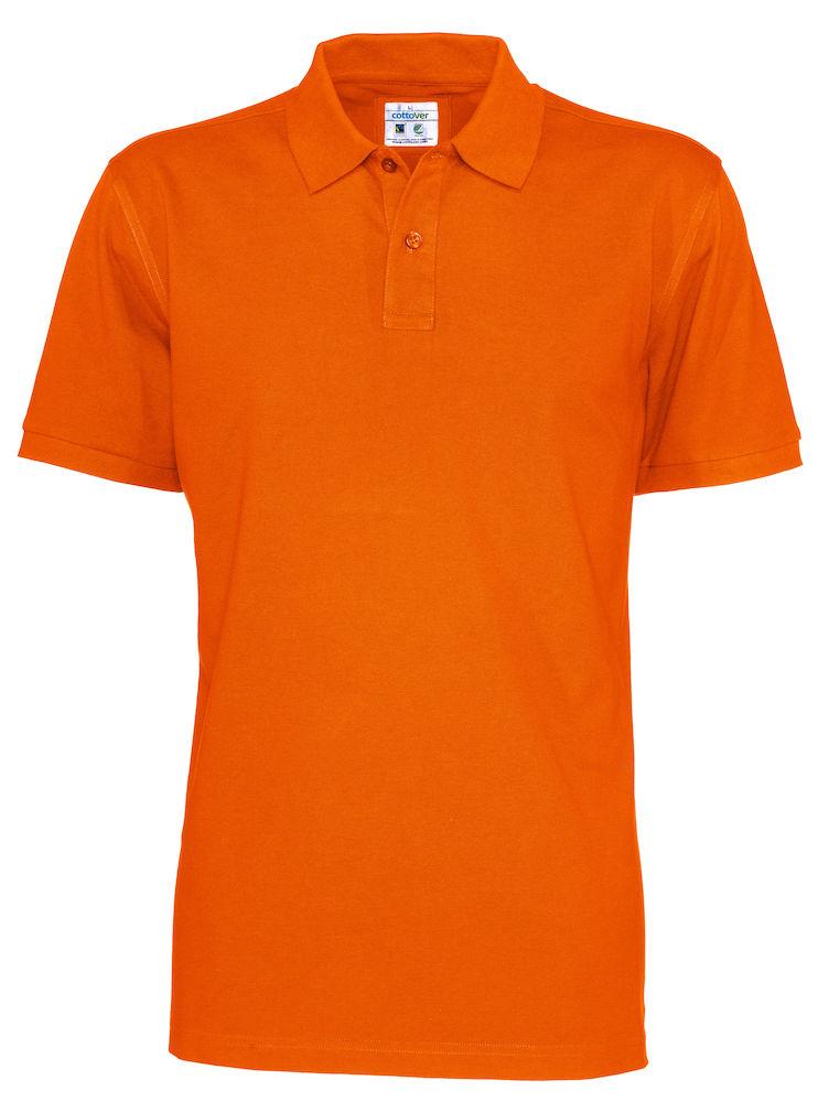 Piquet Cottover Man Orange