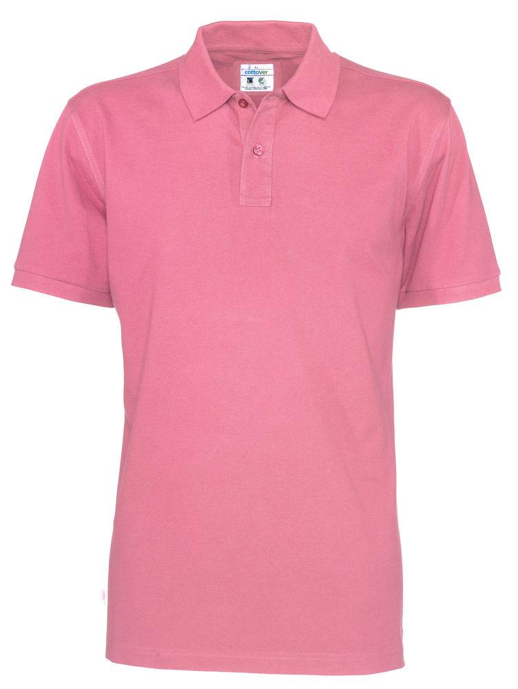 Piquet Cottover Man rosa