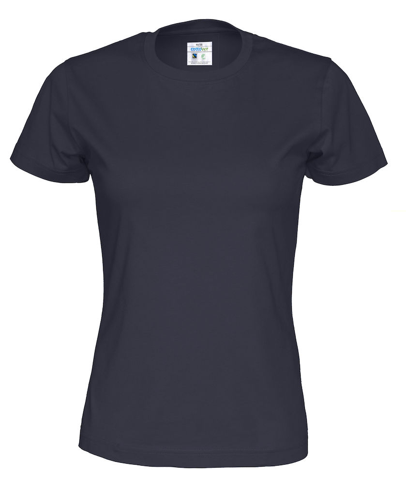 T-Shirt Cottover Lady marin
