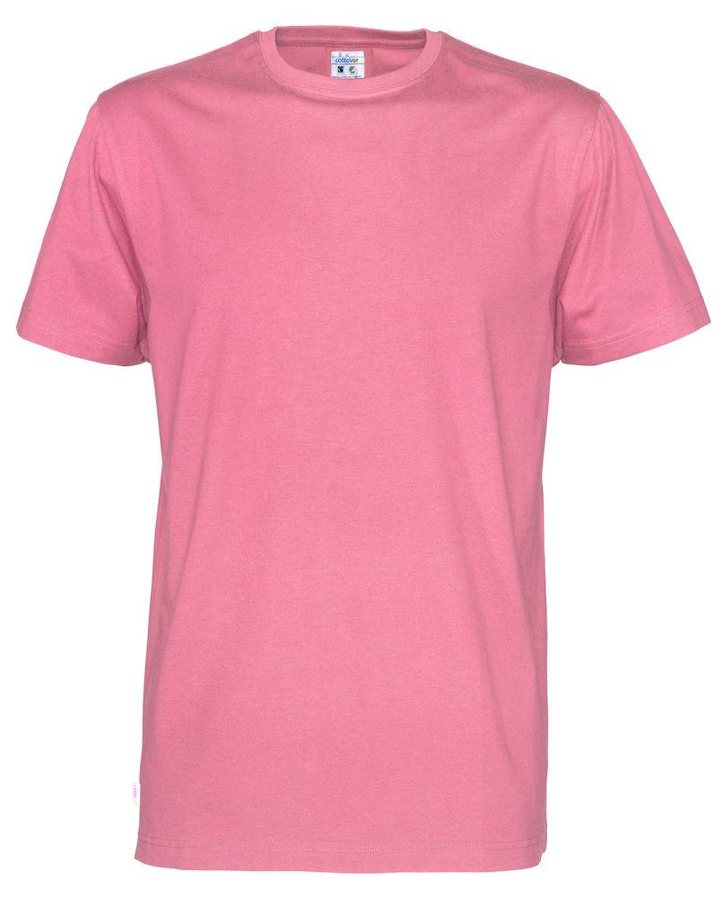 T-Shirt Cottover Man rosa